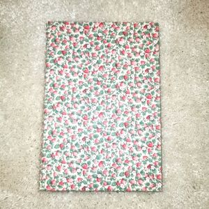 Vintage personalized recipe book